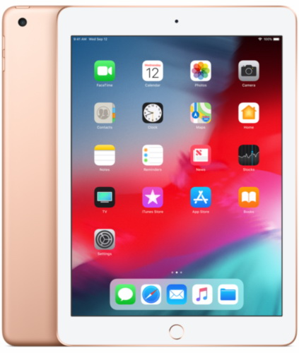 Планшет Apple iPad mini 5 Wi-Fi + 4G 256GB Gold