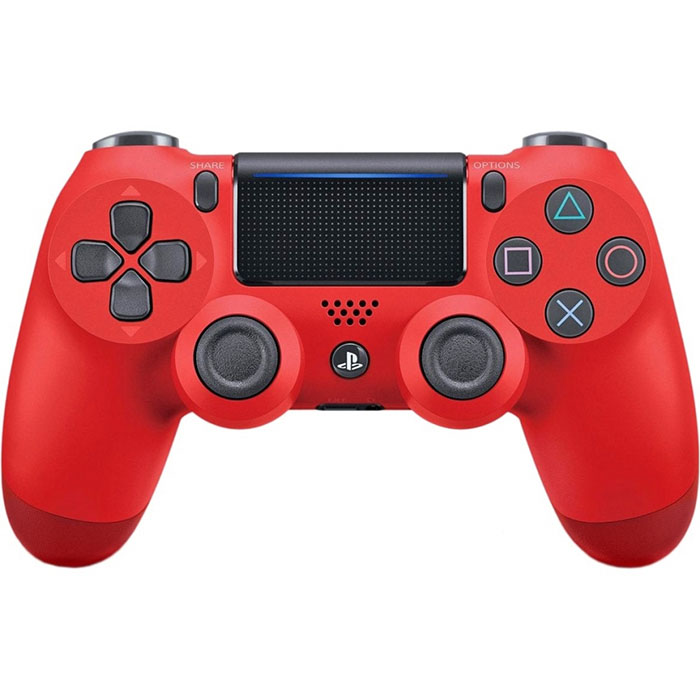 Playstation 4 Dualshock Red