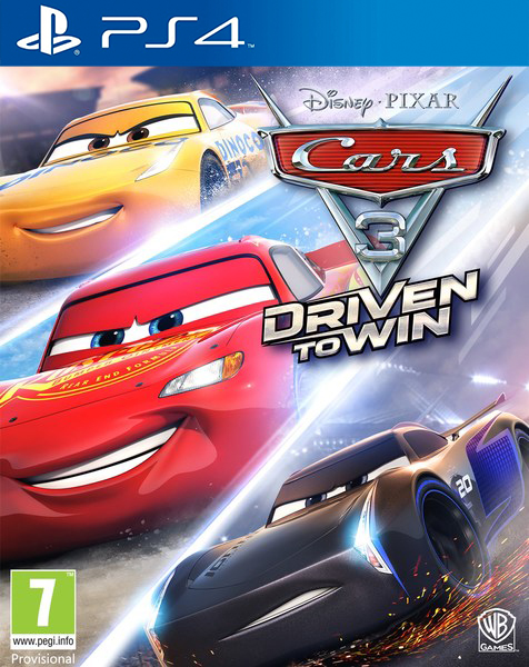 Cars 3: Driven to Win (PS4)