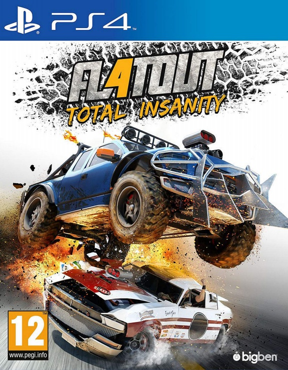FlatOut 4: Total Insanity (PS4) - 1